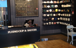 Flyingcup & Saucer